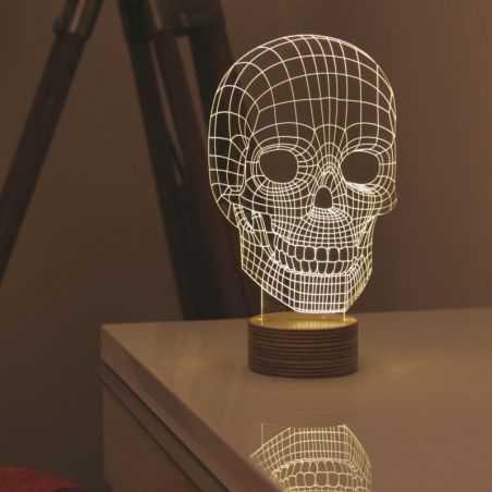 Skull Table Lamp Vintage Lighting   £ 145.00 Store UK, US, EU, AE,BE,CA,DK,FR,DE,IE,IT,MT,NL,NO,ES,SE