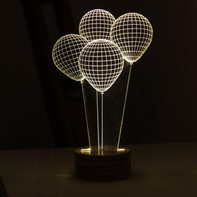 Balloon Table Lamp Vintage Lighting £ 145.00 Store UK, US, EU