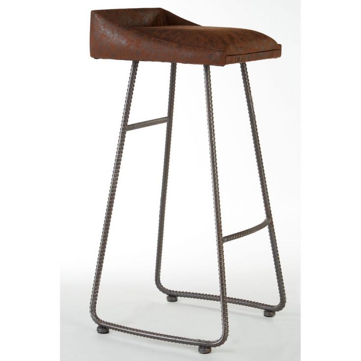 Rebar Bar Stool Industrial Furniture £ 273.00 Store UK, US, EU, AE,BE,CA,DK,FR,DE,IE,IT,MT,NL,NO,ES,SE