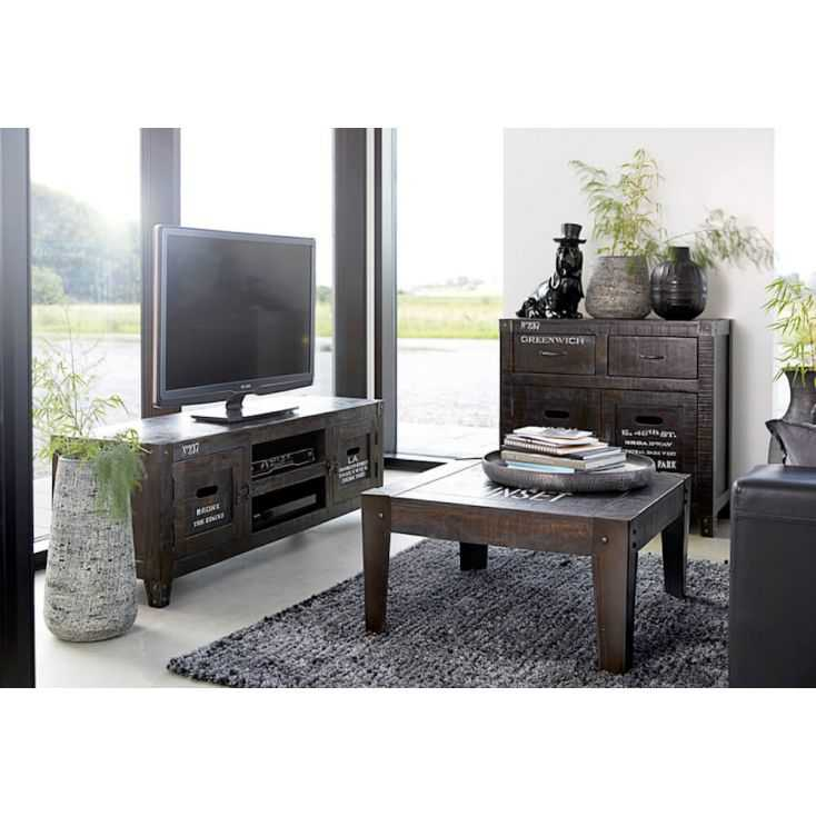 Bronx Industrial TV Unit Vintage Furniture Smithers of Stamford £ 1,071.00 Store UK, US, EU, AE,BE,CA,DK,FR,DE,IE,IT,MT,NL,NO...