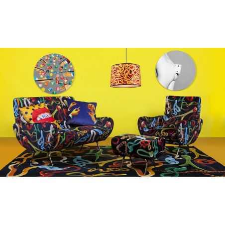 Seletti Sofa Sofas and Armchairs Seletti £1,610.00 Store UK, US, EU, AE,BE,CA,DK,FR,DE,IE,IT,MT,NL,NO,ES,SE