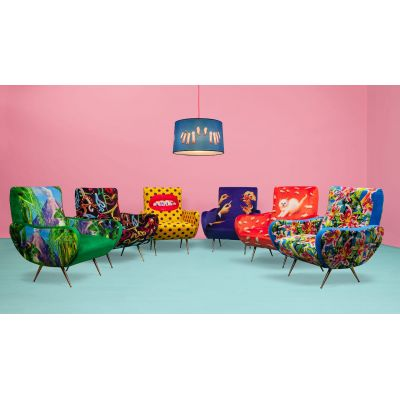 Seletti Armchair Sofas and Armchairs Seletti £ 890.00 Store UK, US, EU, AE,BE,CA,DK,FR,DE,IE,IT,MT,NL,NO,ES,SE