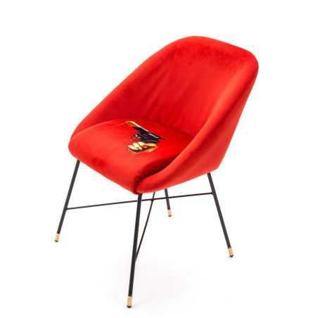 Seletti Dining Chair Chairs Seletti £450.00 Store UK, US, EU, AE,BE,CA,DK,FR,DE,IE,IT,MT,NL,NO,ES,SE