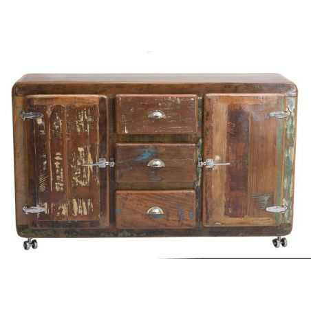 Fridge Reclaimed Wood Sideboard Cabinets & Sideboards Smithers of Stamford £1,437.50 Store UK, US, EU, AE,BE,CA,DK,FR,DE,IE,I...