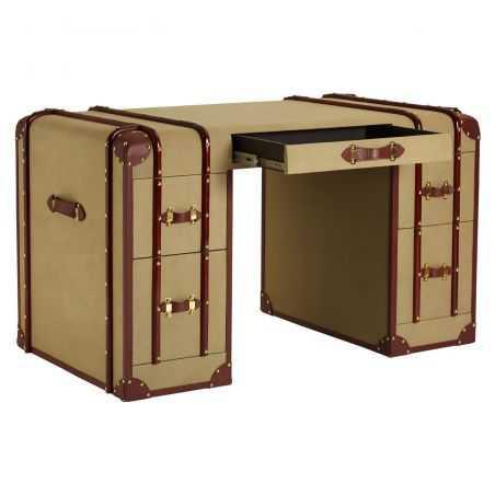Steamer Trunk Desk Office  Smithers of Stamford £ 2,058.00 Store UK, US, EU, AE,BE,CA,DK,FR,DE,IE,IT,MT,NL,NO,ES,SE