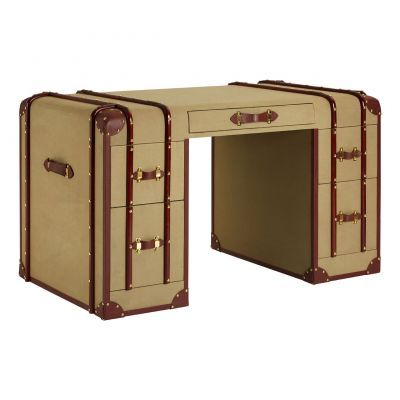 Steamer Trunk Desk Office Smithers of Stamford 2,058.00 Store UK, US, EU, AE,BE,CA,DK,FR,DE,IE,IT,MT,NL,NO,ES,SE