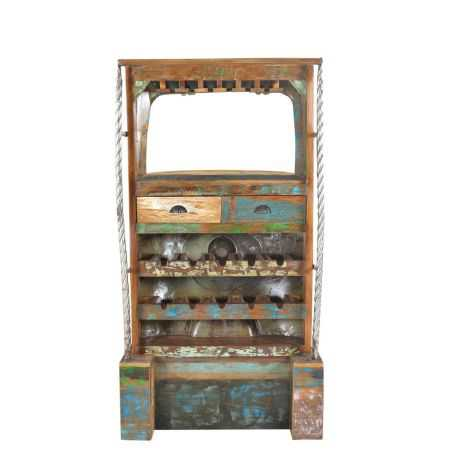 Tuk Tuk Home Bar Recycled Wood Furniture Smithers of Stamford £ 2,000.00 Store UK, US, EU, AE,BE,CA,DK,FR,DE,IE,IT,MT,NL,NO,E...