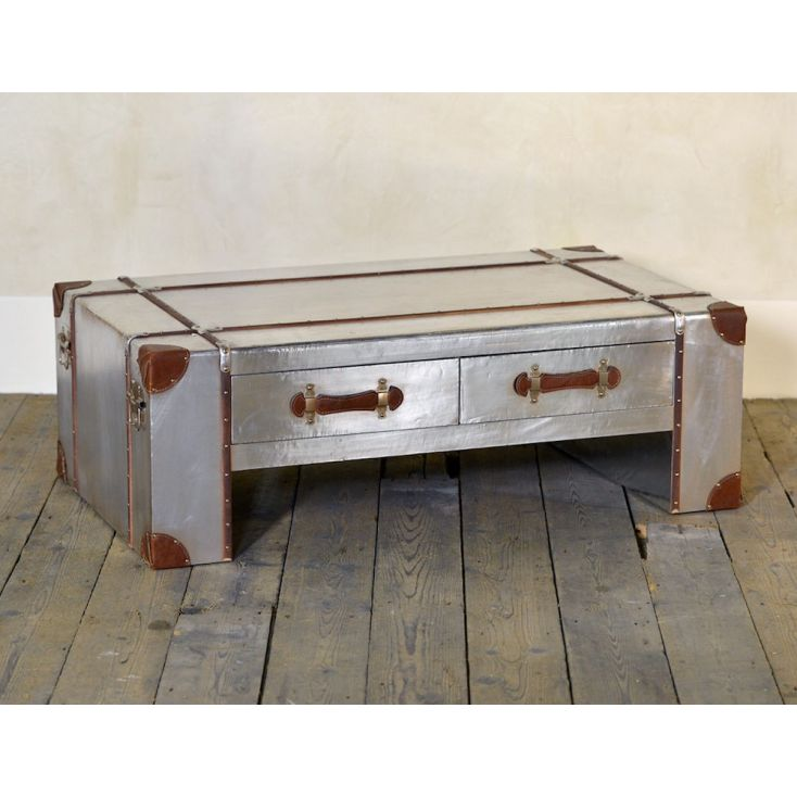 Industrial Coffee Table Side Tables & Coffee Tables Smithers of Stamford £ 340.00 Store UK, US, EU