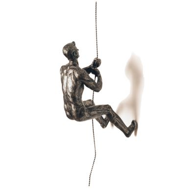 Climbing Man Wall Sculpture Retro Ornaments Smithers of Stamford £ 21.50 Store UK, US, EU, AE,BE,CA,DK,FR,DE,IE,IT,MT,NL,NO,E...