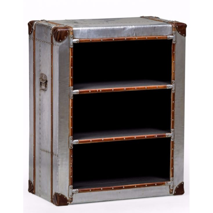 Hawker Aviator BookCase Storage Furniture Smithers of Stamford £ 235.00 Store UK, US, EU