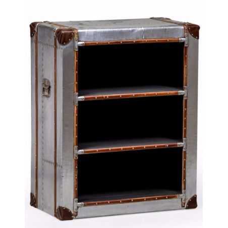 Hawker Aviator BookCase Storage Furniture Smithers of Stamford £ 340.00 Store UK, US, EU, AE,BE,CA,DK,FR,DE,IE,IT,MT,NL,NO,ES,SE