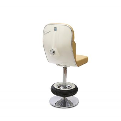 Vespa Chair Vintage Bar Stools 1,000.00 Store UK, US, EU, AE,BE,CA,DK,FR,DE,IE,IT,MT,NL,NO,ES,SE