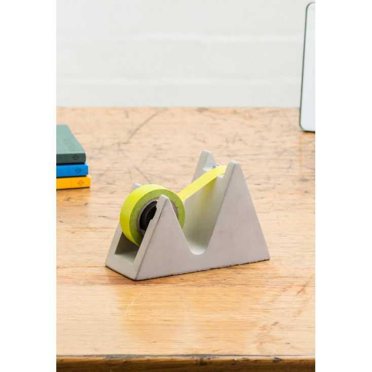 Concrete Tape Dispenser Retro Gifts  £ 12.00 Store UK, US, EU, AE,BE,CA,DK,FR,DE,IE,IT,MT,NL,NO,ES,SE