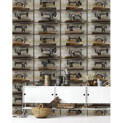Singer Wallpaper Wallpaper Smithers of Stamford £ 150.00 Store UK, US, EU, AE,BE,CA,DK,FR,DE,IE,IT,MT,NL,NO,ES,SE