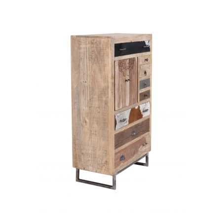 Reclaimed Wood Asymmetric Chest Cabinets & Sideboards Smithers of Stamford £822.50 Store UK, US, EU, AE,BE,CA,DK,FR,DE,IE,IT,...