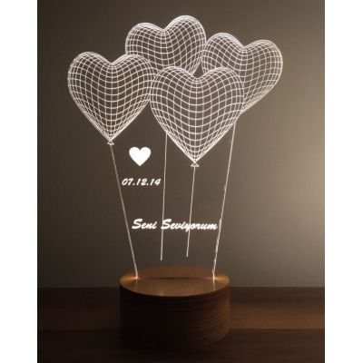 Personalised Lamp Christmas Gifts £ 165.00 Store UK, US, EU