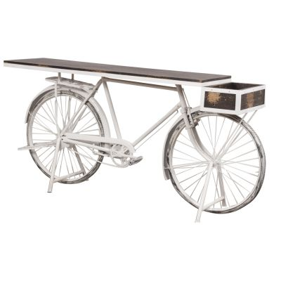Bicycle Table Upcycled Furniture Smithers of Stamford £ 765.00 Store UK, US, EU, AE,BE,CA,DK,FR,DE,IE,IT,MT,NL,NO,ES,SE