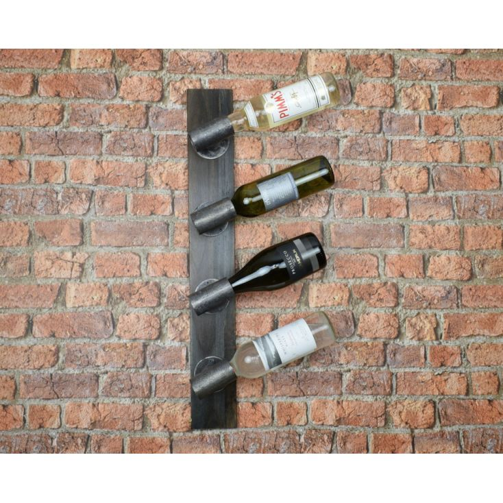 Industrial Wine Rack Vintage Wall Art Smithers of Stamford £ 57.00 Store UK, US, EU, AE,BE,CA,DK,FR,DE,IE,IT,MT,NL,NO,ES,SE