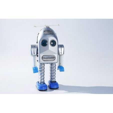 Thunder RoBot Retro Gifts Smithers of Stamford £ 100.00 Store UK, US, EU, AE,BE,CA,DK,FR,DE,IE,IT,MT,NL,NO,ES,SE