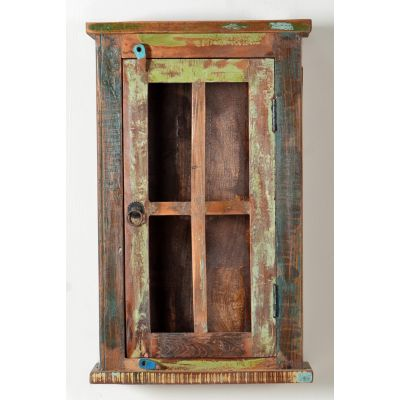 River Thames Reclaimed Wood Wall Cabinet Reclaimed Wood Furniture Smithers of Stamford £ 180.00 Store UK, US, EU