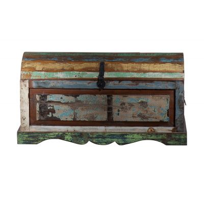 River Thames Storage Trunk Reclaimed Wood Furniture Smithers of Stamford £ 450.00 Store UK, US, EU, AE,BE,CA,DK,FR,DE,IE,IT,M...