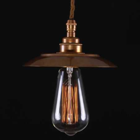Bugsy Antiqued Pendant Light Vintage Lighting  Smithers of Stamford £ 100.00 Store UK, US, EU, AE,BE,CA,DK,FR,DE,IE,IT,MT,NL,...