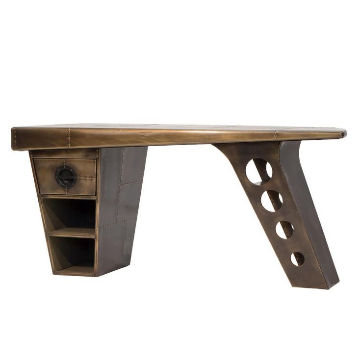 Spitfire Desk Aviation Furniture Smithers of Stamford 1,437.00 Store UK, US, EU