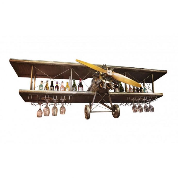 Aviation Plane Home Bar Vintage Wall Art Smithers of Stamford 3,350.00 Store UK, US, EU