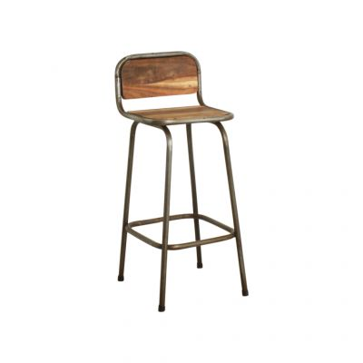 Loft Industrial Bar Stool