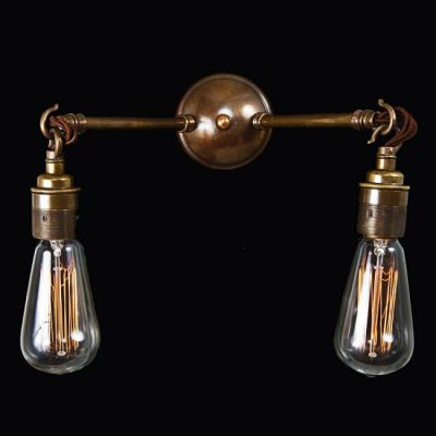 Bugsy Industrial Wall Light Industrial Lights Smithers of Stamford £ 199.00 Store UK, US, EU