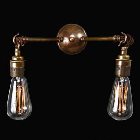 Bugsy Industrial Wall Light Vintage Lighting  Smithers of Stamford £ 264.00 Store UK, US, EU, AE,BE,CA,DK,FR,DE,IE,IT,MT,NL,N...