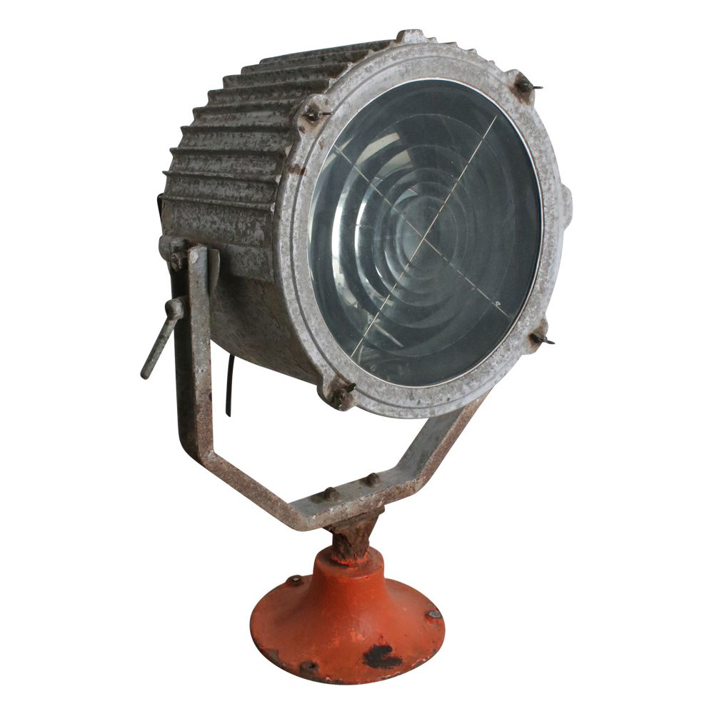 Navy Ship Signal Search Light