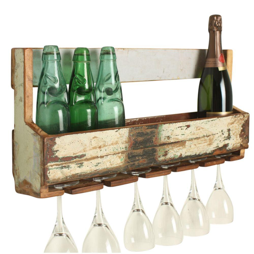 Hanging Wine Rack