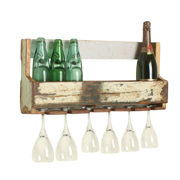 Hanging Wine Rack Home Bars Smithers of Stamford £ 67.00 Store UK, US, EU