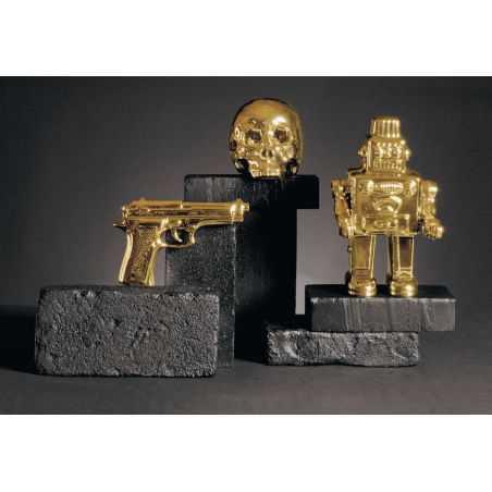 My Gold Gun Retro Ornaments  £57.00 Store UK, US, EU, AE,BE,CA,DK,FR,DE,IE,IT,MT,NL,NO,ES,SE