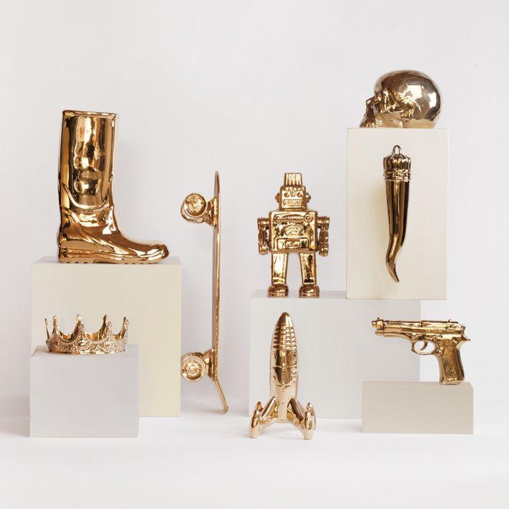 My Gold Gun Retro Ornaments £ 50.00 Store UK, US, EU, AE,BE,CA,DK,FR,DE,IE,IT,MT,NL,NO,ES,SE