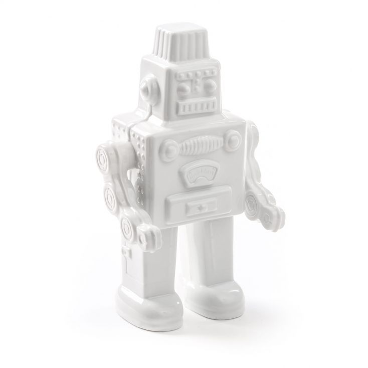 My Robot Retro Ornaments £ 75.00 Store UK, US, EU, AE,BE,CA,DK,FR,DE,IE,IT,MT,NL,NO,ES,SE