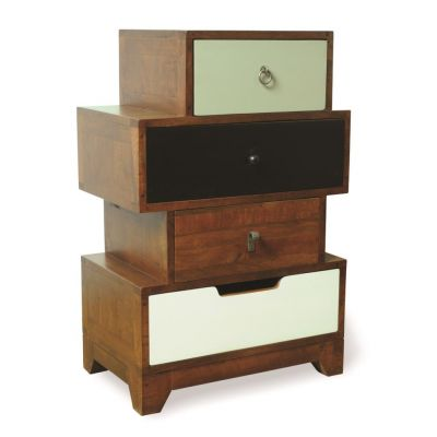 Nostalgic Dissymmetric Chest Bedroom Smithers of Stamford £ 496.00 Store UK, US, EU, AE,BE,CA,DK,FR,DE,IE,IT,MT,NL,NO,ES,SE