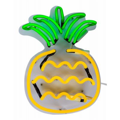Pineapple Neon Light Vintage Lighting Seletti £ 75.00 Store UK, US, EU, AE,BE,CA,DK,FR,DE,IE,IT,MT,NL,NO,ES,SE