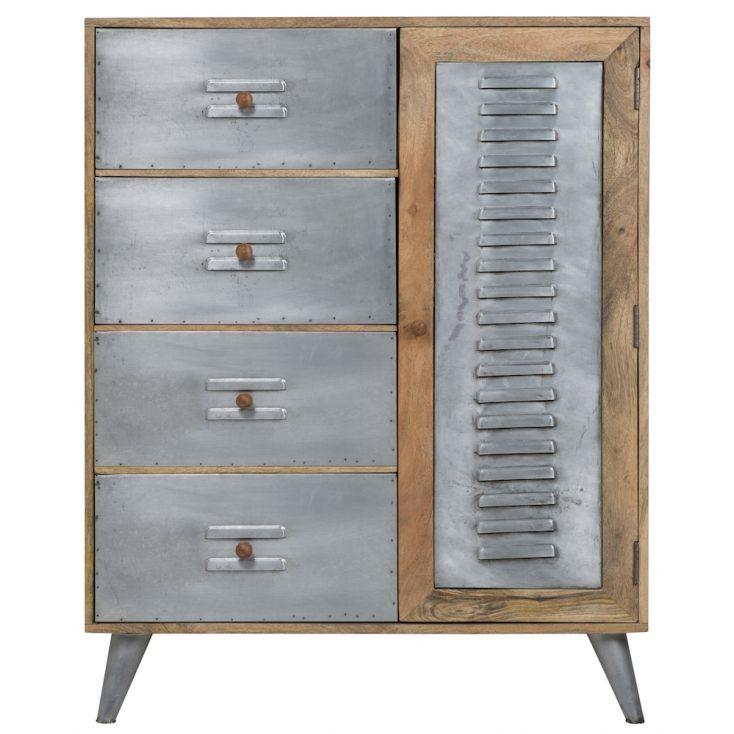 Village Aviator Chest Cabinet Aviation Furniture Smithers of Stamford 1,100.00 Store UK, US, EU