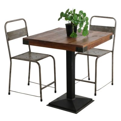 Commercial Industrial Wood Dining Tables