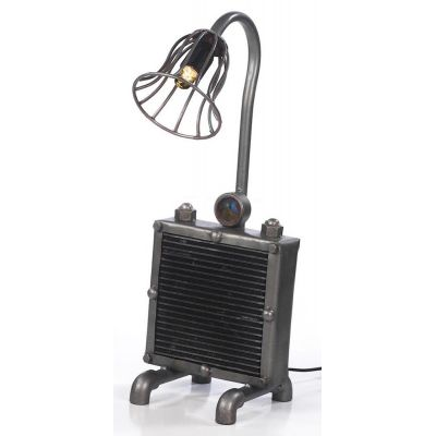 Car Radiator Lamp Vintage Lighting Smithers of Stamford £ 227.00 Store UK, US, EU