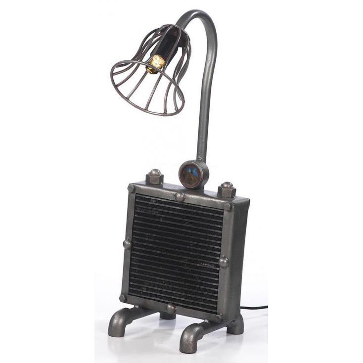 Car Radiator Lamp Vintage Lighting Smithers of Stamford £ 227.00 Store UK, US, EU, AE,BE,CA,DK,FR,DE,IE,IT,MT,NL,NO,ES,SE