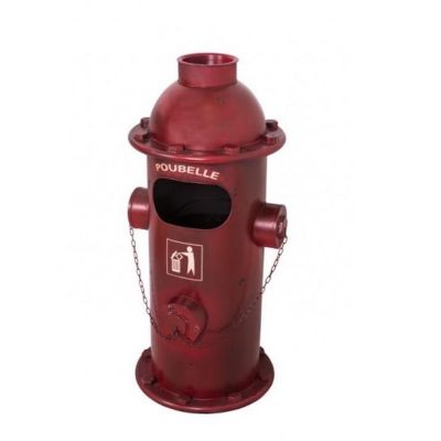 Fire Hydrant Industrial Kitchen Bin