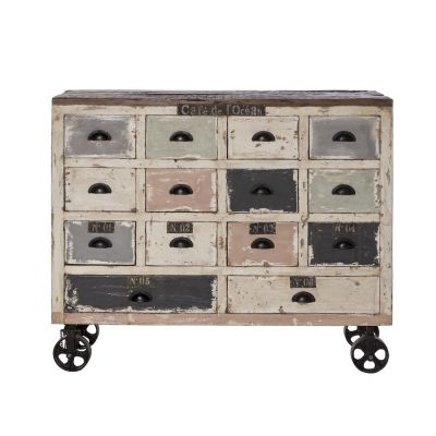 Apothecary Chest Reclaimed Wood Furniture Smithers of Stamford £ 980.00 Store UK, US, EU, AE,BE,CA,DK,FR,DE,IE,IT,MT,NL,NO,ES,SE