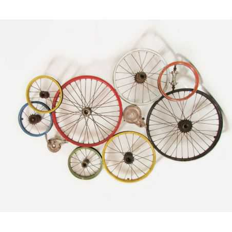 Bicycle Wheel Wall Art Bicycle Art Smithers of Stamford £ 400.00 Store UK, US, EU, AE,BE,CA,DK,FR,DE,IE,IT,MT,NL,NO,ES,SE