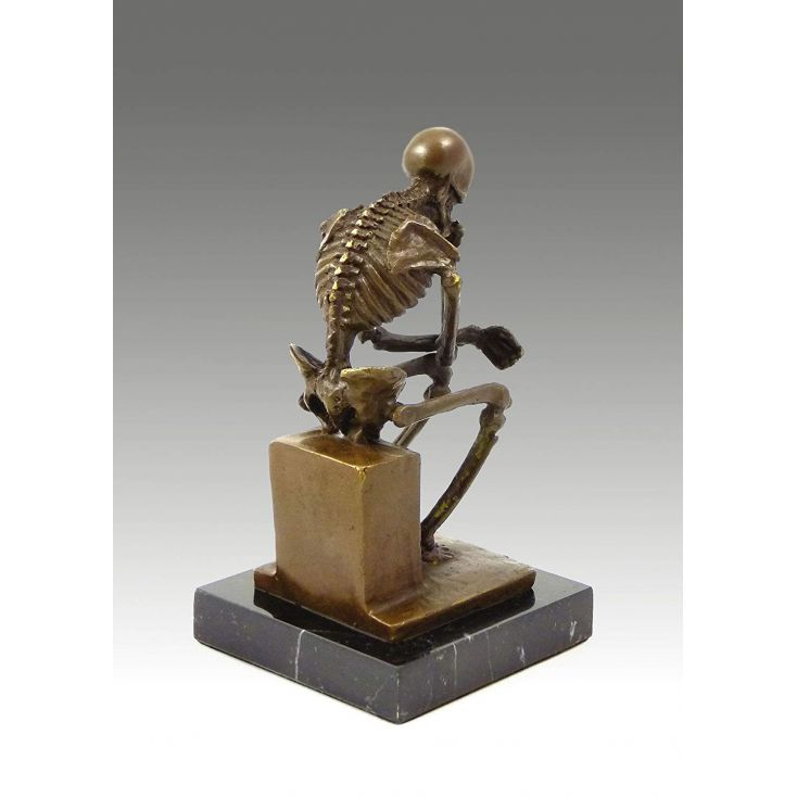 Bronze Skeleton Home Smithers of Stamford £ 187.00 Store UK, US, EU, AE,BE,CA,DK,FR,DE,IE,IT,MT,NL,NO,ES,SE