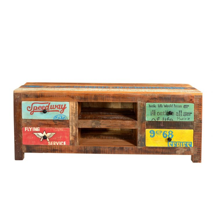 Speedway Tv Cabinet Reclaimed Wood Furniture Smithers of Stamford £ 680.00 Store UK, US, EU, AE,BE,CA,DK,FR,DE,IE,IT,MT,NL,NO...