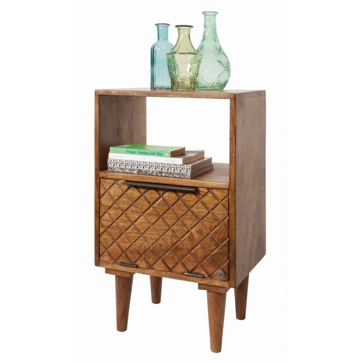 Tom Tailor Bedside Cabinet Retro Furniture Smithers of Stamford £ 360.00 Store UK, US, EU, AE,BE,CA,DK,FR,DE,IE,IT,MT,NL,NO,E...
