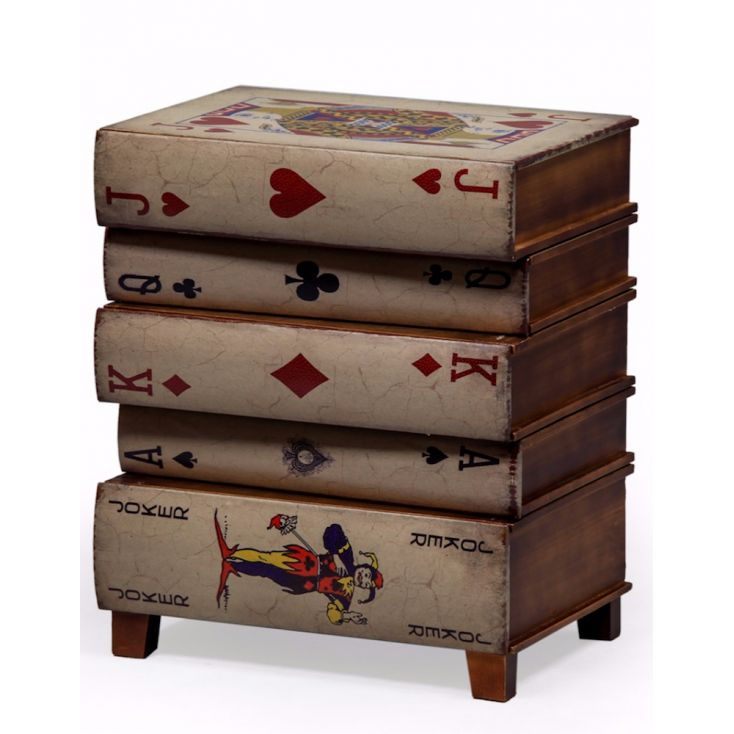 Playing Cards Cabinet Vintage Furniture Smithers of Stamford £ 188.00 Store UK, US, EU
